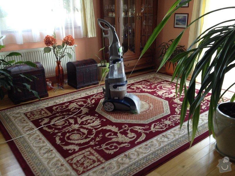 Hloubkové čištění koberce, antibakteriální čištění sedačaky, parní čištění koupelny: IMG_0465