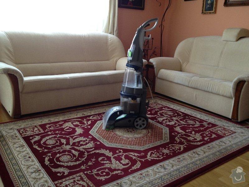 Hloubkové čištění koberce, antibakteriální čištění sedačaky, parní čištění koupelny: IMG_0466