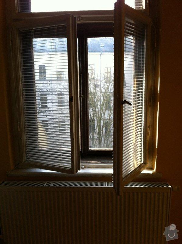 Repase 3 dřevěných špaletových oken a vstupních dveší: IMG_0441