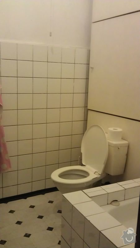 Částečná rekonstrukce koupelny: IMAG0030