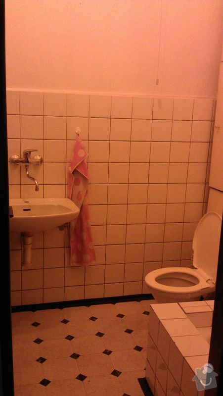 Částečná rekonstrukce koupelny: IMAG0034