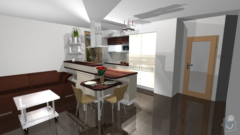 Výroba kuchyňské linky - KALKULACE SPĚCHÁ!!!: 04