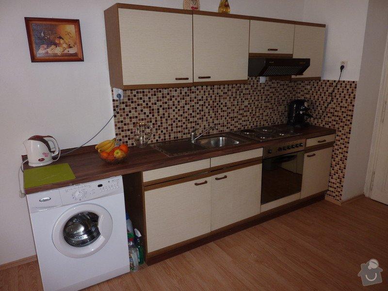 Obklad za kuchyňskou linku: P1040915