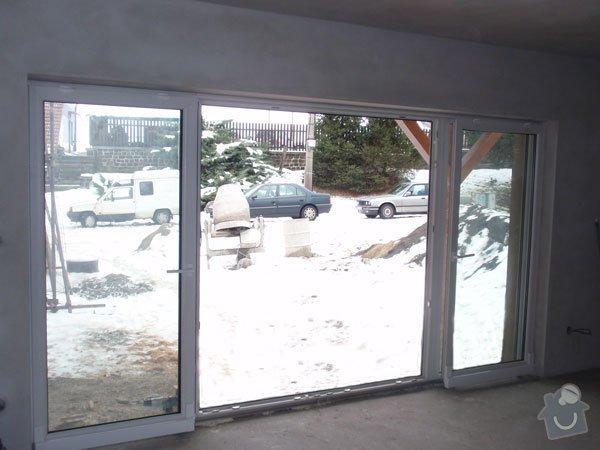 Dodávka a montáž plastových oken a dveří.: Posuvky