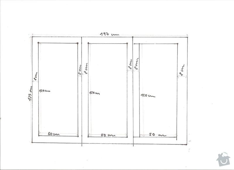 Dodávka a montáž žaluzií: okno_loznice_planek