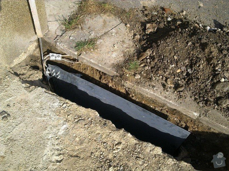 Odstranění závad na hromosvodu panelového domu po revizi: 26032012518
