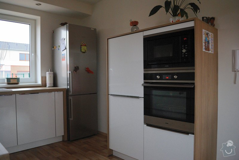 Kuchyně Nolte do řadového rodinného domku: DSC_0157