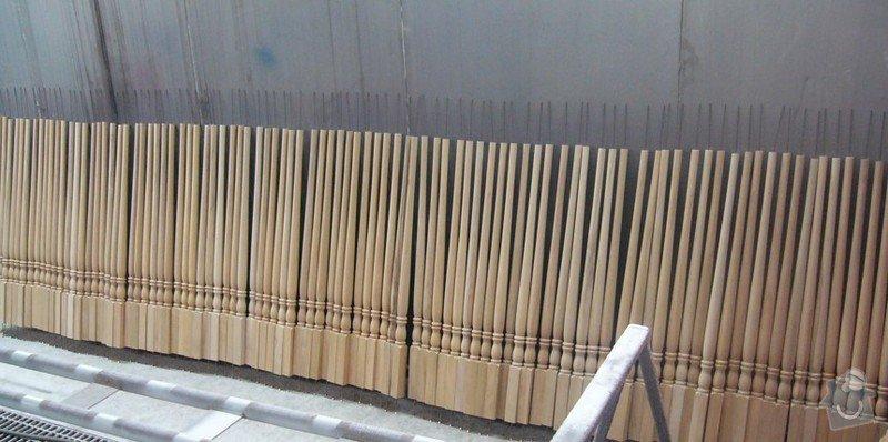 Lakování (nástřik, stříkání) dřevěných dílů: P1010181