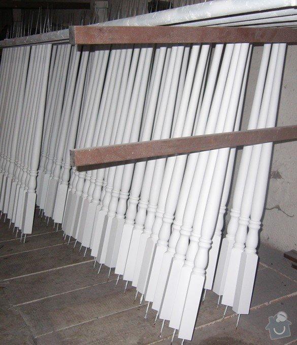 Lakování (nástřik, stříkání) dřevěných dílů: P1010194