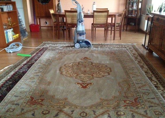Čištění vlněných koberců, čištění perských koberců