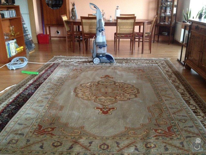 Čištění vlněných koberců, čištění perských koberců: IMG_0480