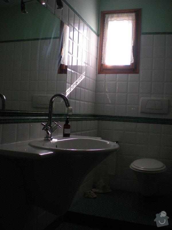 Riconstruzione del bagno: DSCN5976