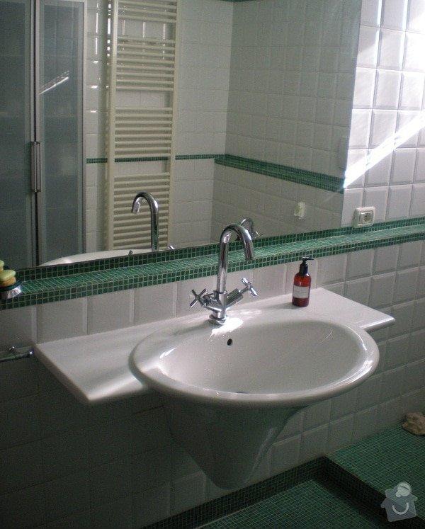 Riconstruzione del bagno: DSCN5977