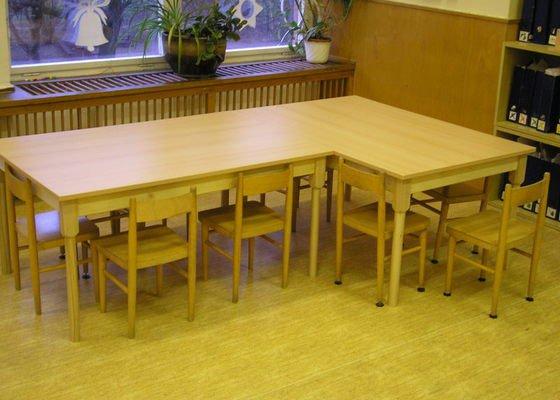 Výroba nábytku na zakázku do mateřské školy Brno