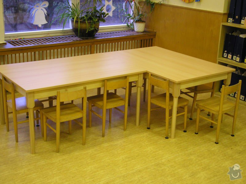 Výroba nábytku na zakázku do mateřské školy Brno: MS_1