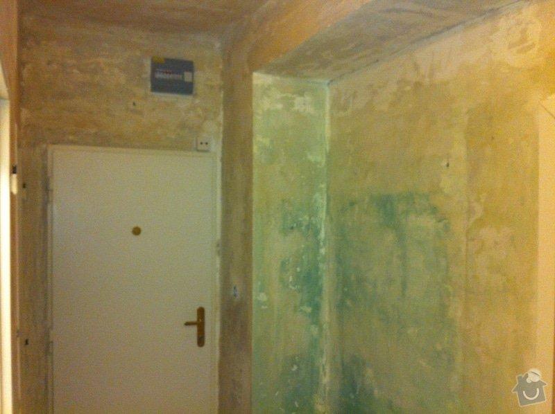 Štukování předsíně a chodby (cca 25 m2): IMG_0443