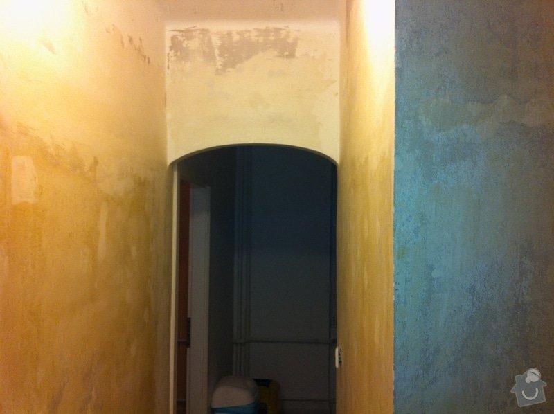 Štukování předsíně a chodby (cca 25 m2): IMG_0446