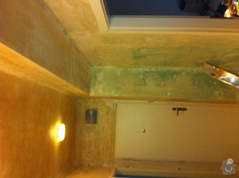 Štukování předsíně a chodby (cca 25 m2): IMG_0449