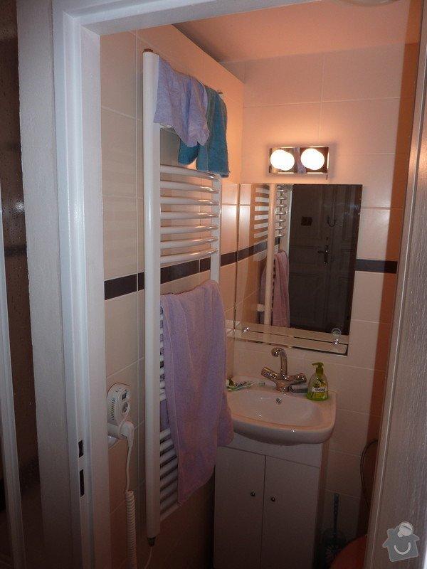 Renovace koupelny ,obklad a dlažba : P1040906