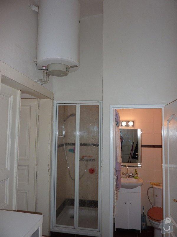 Renovace koupelny ,obklad a dlažba : P1040920