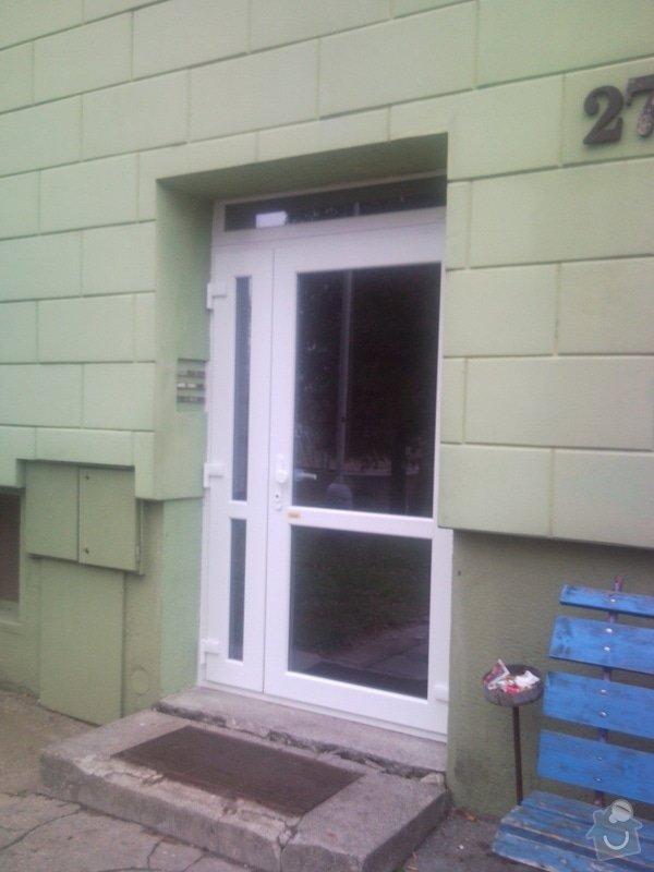 Oprava schodu: SNC01221