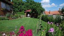 Rodinná zahrada+ závlaha