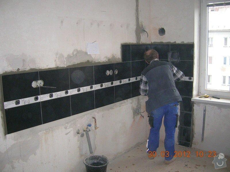 Obložení koupelny,WC a kuchyně: DSCN4308
