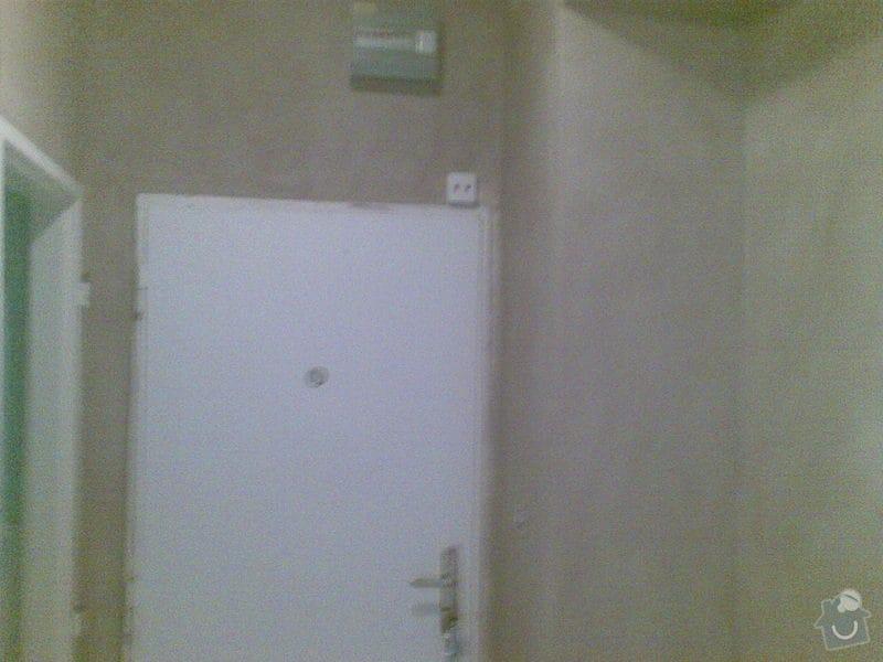 Štukování předsíně a chodby (cca 25 m2): petriny_2_