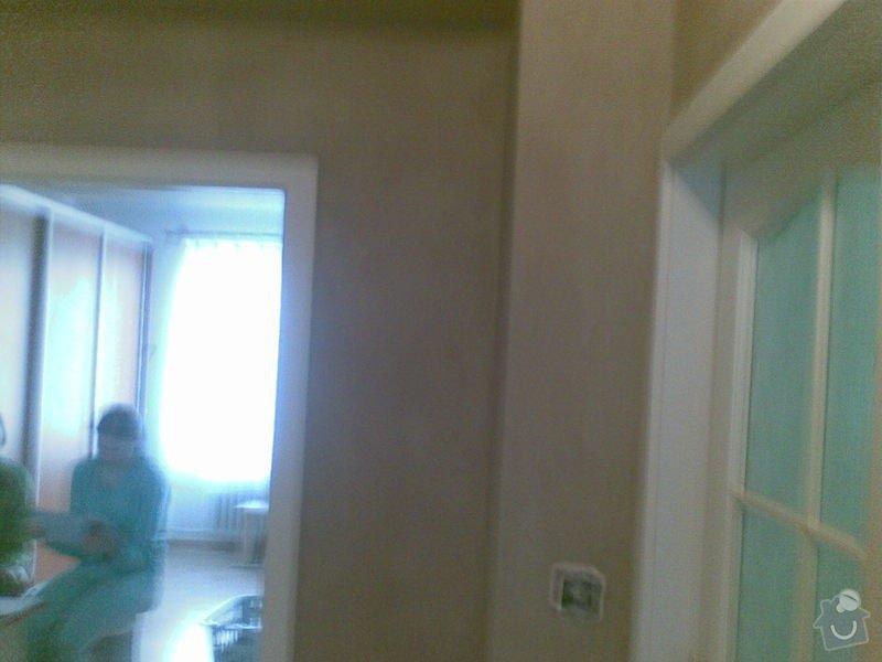 Štukování předsíně a chodby (cca 25 m2): petriny1
