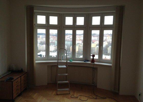 Generální úklid bytu po malování