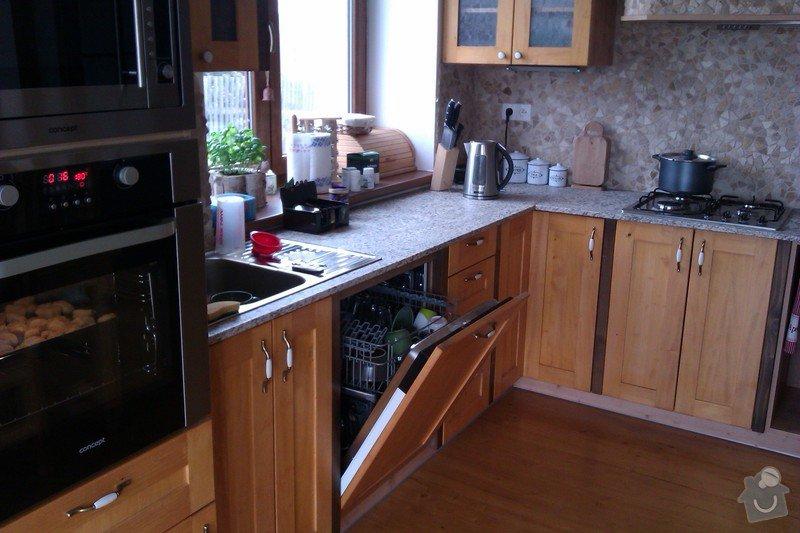 Výroba kuchyně: IMAG0225
