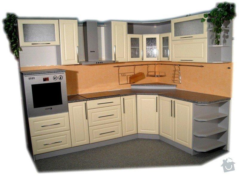 Kuchyň, obývák, dětský pokoj: kuchyn1