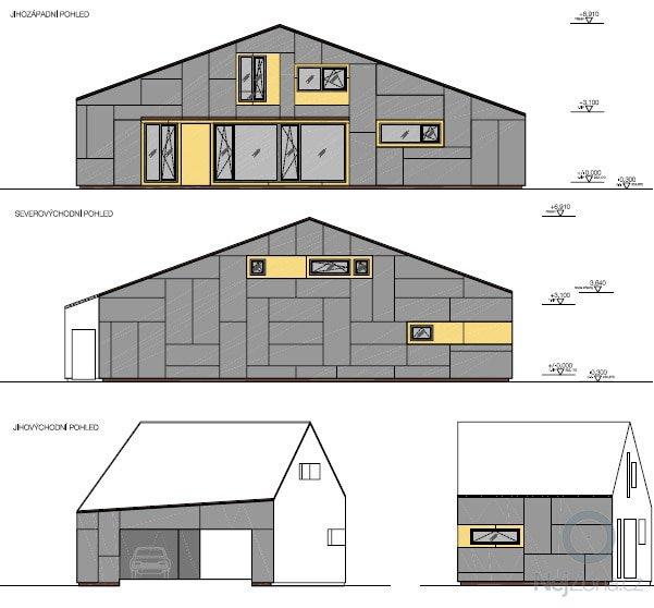 Stavba rodinného domu: 1