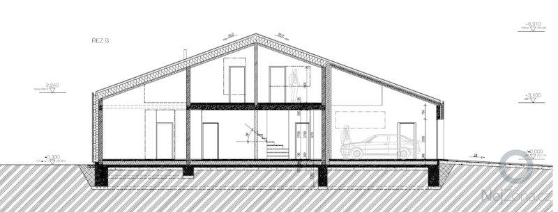 Stavba rodinného domu: 2