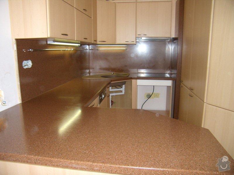 Vyroba pracovni kuchynske desky Bien Stone: P4012890