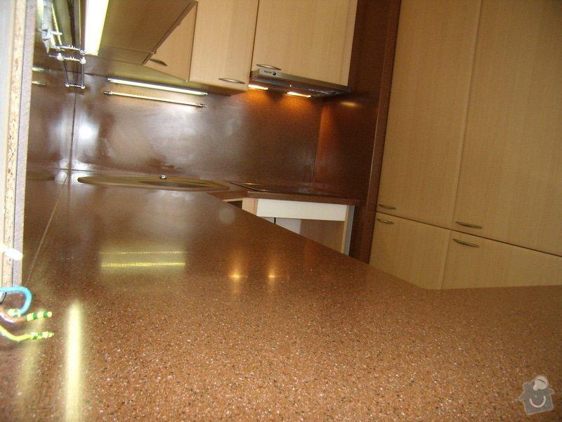 Vyroba pracovni kuchynske desky Bien Stone: P4012893
