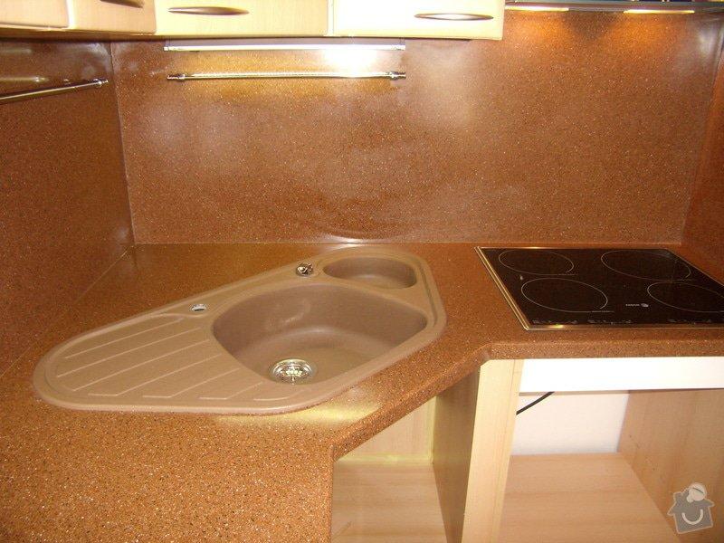 Vyroba pracovni kuchynske desky Bien Stone: P4012896