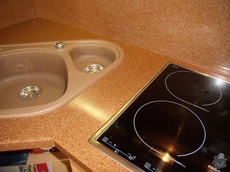 Vyroba pracovni kuchynske desky Bien Stone: P4012901