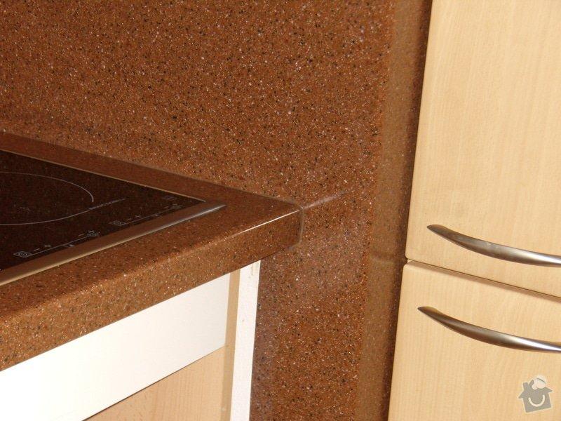 Vyroba pracovni kuchynske desky Bien Stone: P4012910