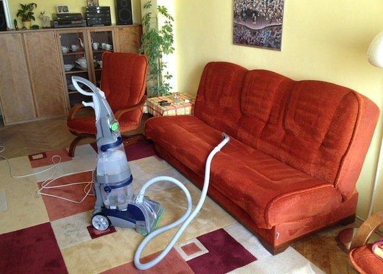 Čištění matrací, čištění sedačky, čištění křesel, čištění koberců