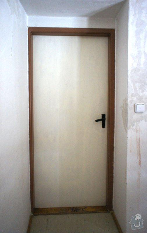 Rekonstrukce dřevěných zárubní a dveří: DSC01409_s