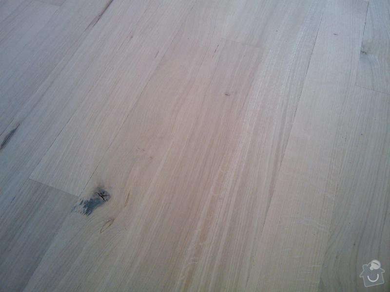 Pokládka dubové masivní podlahy: IMAGE_100