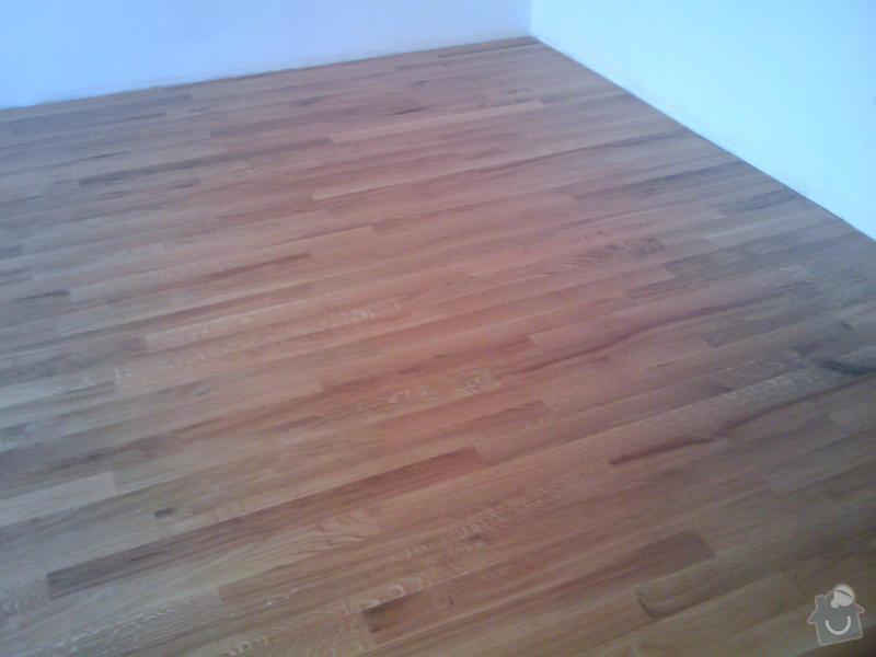 Pokládka dubové masivní podlahy: IMAGE_101