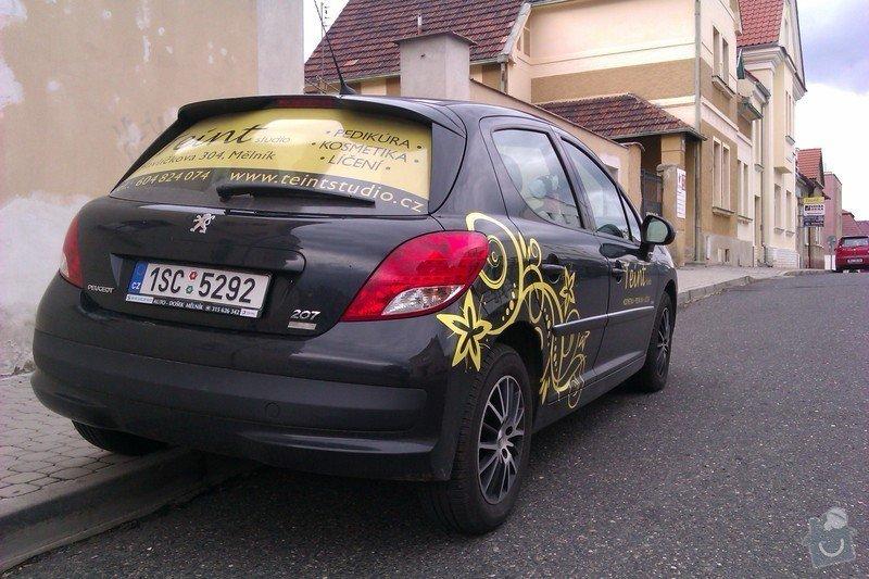 Polep firemního automobilu: IMAG0031