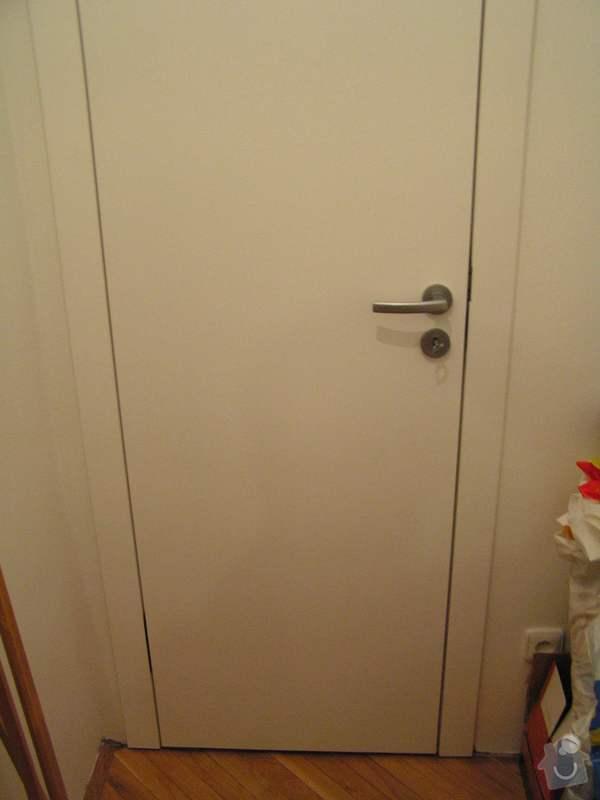 5ks interiérových dveří : zavrene4