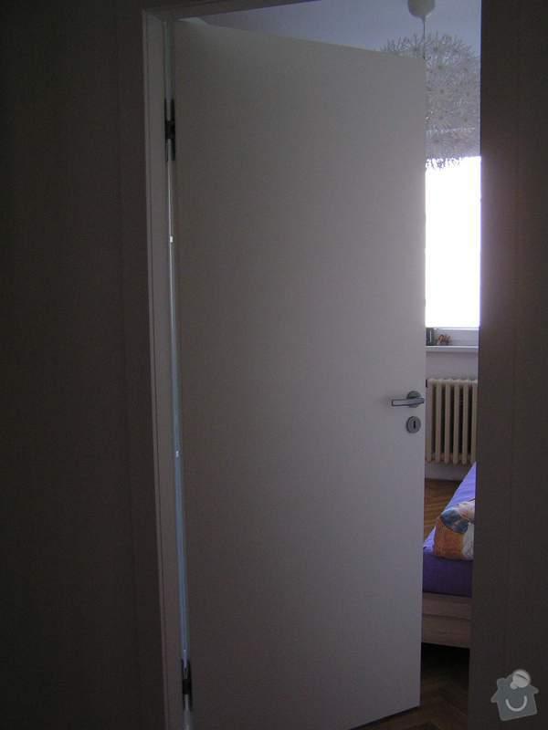 5ks interiérových dveří : otevrene1