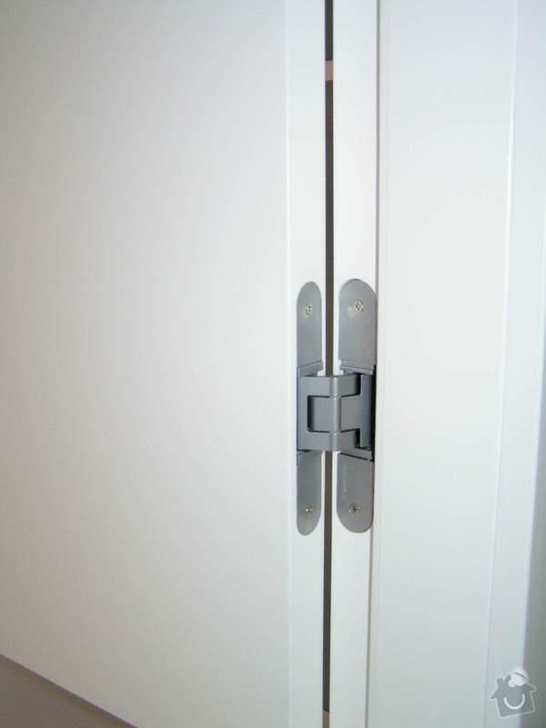 5ks interiérových dveří : detail1