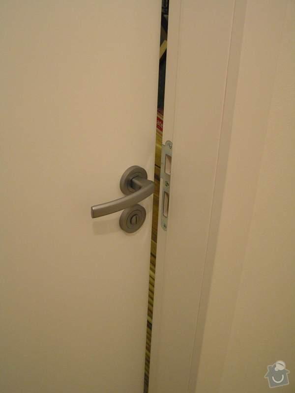 5ks interiérových dveří : detail2