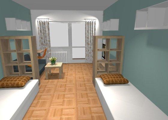 Poptávka návrh a rekonstrukce bytového jádra - 2+1, Vídeňská, Brno