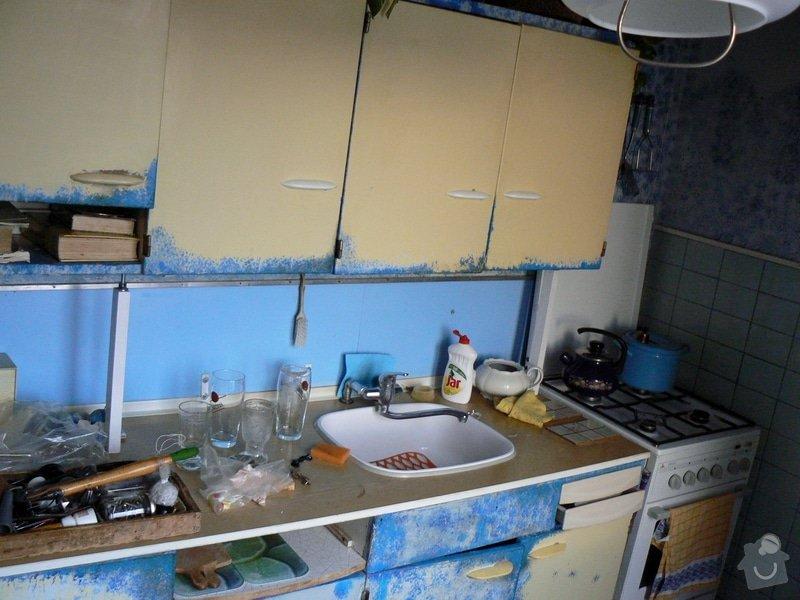 Poptávka návrh a rekonstrukce bytového jádra - 2+1, Vídeňská, Brno: P1040057